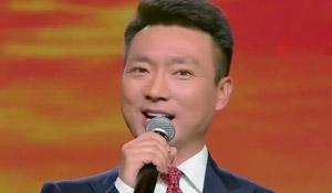 可爱的中国 众央视主持人朗诵